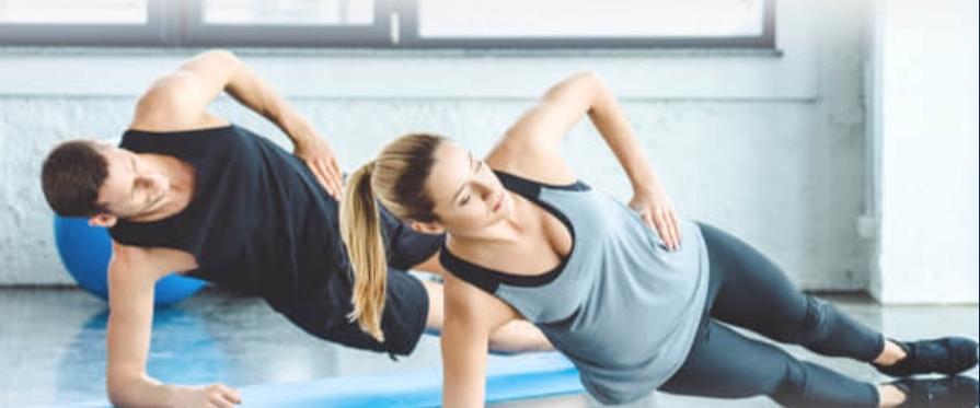 体幹トレーニングのススメ