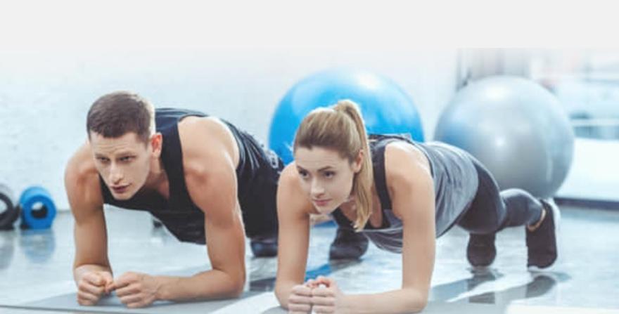 プランクワークアウト(体幹トレーニング)2021もよろしくお願いいたします(お祈り)四十肩予防に体幹トレーニングが効く